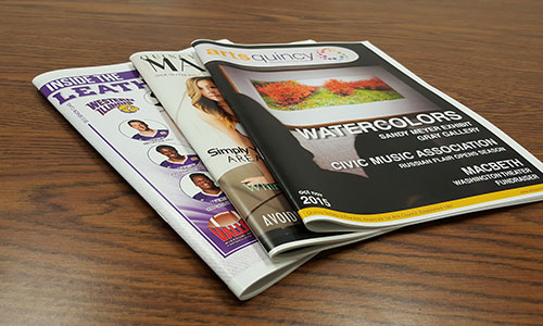 Printed Booklets